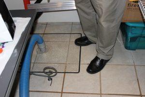 911 Restoration-Charlotte-Drainage-pipe-waterdamage-sewage